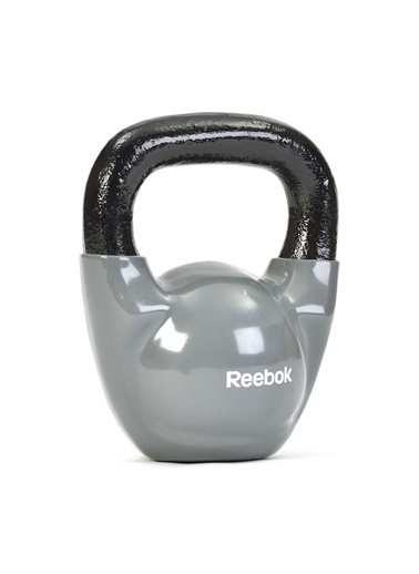 Reebok Rswt-10304 20 Kg Stüdyo Kettlebell-Çaydanlık Dambıl Gri